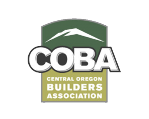 COBA logo on page about moving to central oregon